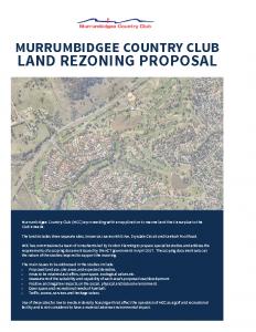 Community Consultation Flyer