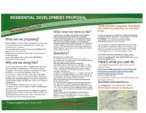 MCCDC leaflet September 2018