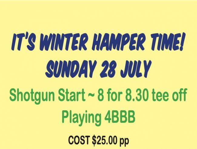 Winter Hamper
